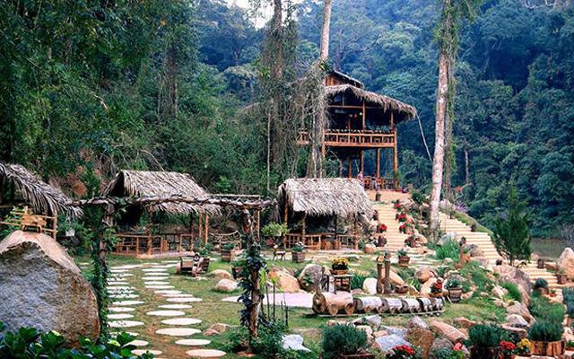 Có gì thú vị ở khu du lịch sinh thái Hoa Sơn Điền Trang?
